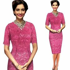 Business Wiggle, Pencil Regular Size Dresses for Women
