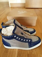 Christian Louboutin mens shoes sneakers size 8