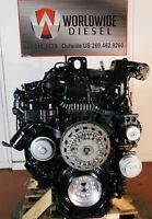 2015 Paccar MX-13 Diesel Engine. 500HP, Approx. 630K Miles. All Complete