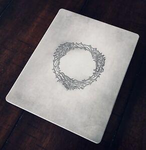Elder Scrolls Online Summerset Collector's Edition | Steelbook Case ONLY NO GAME
