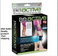 BEACTIVE PRESSURE POINT BRACE FOR BACK PAIN AS SEEN ON TV  New