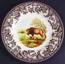 Spode WOODLAND Bison Salad Plate 4579840