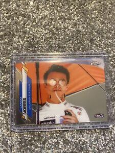 Topps Chrome Formula 1 - Lando Norris - #180 - F1 - RC - Rookie