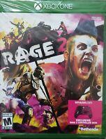 Rage 2 Xbox One New!