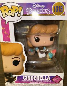 Funko Pop Disney Ultimate Princess Collection Cinderella #1015 Vinyl Figure