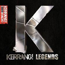 Kerrang Legends - Various 2x vinyl LP IN STOCK NEW/SEALED