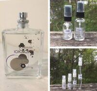 Molecule 01 Sample Decant 2ml 3ml 5ml 10ml 15ml 30ml Spray