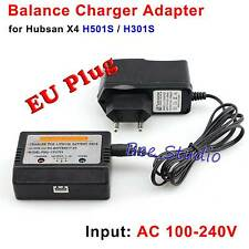 Hubsan H301S H501S X4 Quadcopter RC Drone Teile Balance Charger & EU PlugAdapter