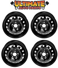 """Wheels (Set of 4) Steel 16"""" for 00-07 Ford Taurus"""