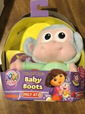 Dora Baby Boots Target Exclusive Fisher Price Plush New In Package