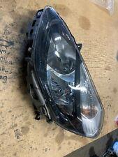 Renault Clio Mk3 Facelift PASSEGER Headlamp/Headlight black  2009 TO 2012
