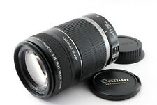 Canon EF-S 55-250mm f/4-5.6 IS Telephoto Zoom Lens Near Mint from Japan  #088