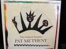 Pat Metheny - THE LONGEST SUMMER Promo CD Single [1992] - Brand New