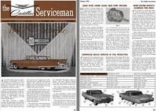 Cadillac 1959 - the Cadillac Serviceman Vol. XXXIII - No. 10 October 1959