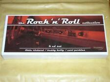 COFFRET 6 CD / THE ROCK'N' ROLL COLLECTION / TRES BON ETAT