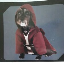 Brand New Star Wars Jedi Robe Pet Dog Costume Size Large