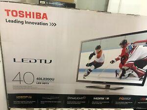 "Toshiba 40L2200U 40"" 1080p HD LED LCD Television"