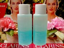✿☾2 PCS☽ Clarins Instant Eye Make-Up Remover ☾10mL☽ ✿Brand New✿