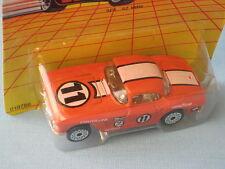 Matchbox 1962 Corvette Met Orange Body Superfast Wheels Toy Model Car BP