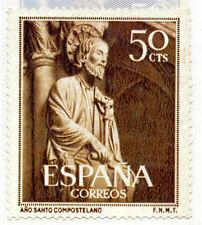 España Tarjeta Postal Año Santo Xacobeo año 2004 (BU-619)