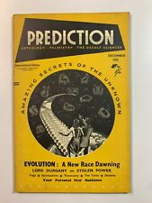 Theosophical and Spiritual literature - Prediction December 1952