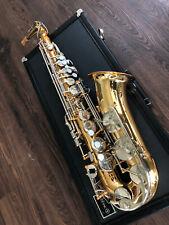 Vito Alto Saxophone (Japan) (Serial # 557738)  w/Original Case