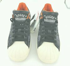 Mens STAR WARS ADIDAS SUPERSTAR II ORIGINALS ROGUE SQUADRON Size 8.5 $99. obo