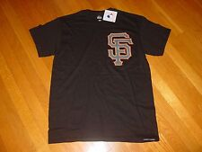 Official MLB San Francisco GIANTS Majestic T-Shirt  NEW  TAGS    sz..   MEDIUM