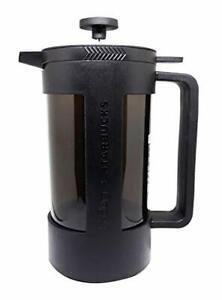 Starbucks 8 Cup French Press By BODUM Plastic Beaker, Locking Lid, Spoon New