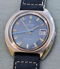 Orologio CERTINA blue ribbon TURLER AUTOMATIC acciaio in eccellenti condizioni