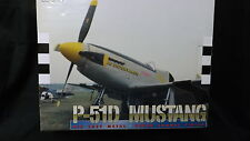 """Vintage"" Flying Undertaker P51-D Mustang Diecast Airplane Bank ""Mint In Box"""