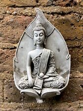 Exclusive & Unique Beautifully Detailed Thai Buddhas Wall Plaque. From Sius