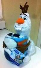 New Disney Frozen Olaf Hugger & Throw Set