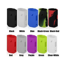 2pcs Silicone Case Anti Slip Cover Sleeve for Wismec Reuleaux RX2/3 150W/200W