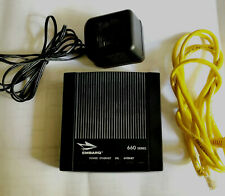 Embarq 660 Series ADSL DSL Modem Router EQ-660R With Power Adapter