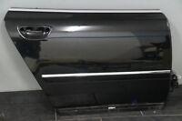 Audi S8 A8 4E D3 Tür hinten rechts Hintertür Aluminium Phantomschwarz Perleffekt