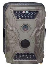 Berger & Schröter Wildkamera X-Trail 12 MP HD digitale Kamera Nachtsicht Zubehör
