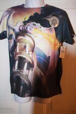 NWT Universal Wizarding World Harry Potter Kids Dragon Gringotts Bank Shirt XS