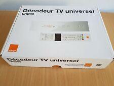 Orange Decodeur TV Universel UHD90
