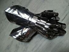 Medieval Knights Gothic Gauntlets Gloves fully functional medieval armor