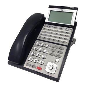 NEC UX5000 DLV(XD)Z-Y (BK) IP3NA-24TXH Black Phone Refurbished *1 Year Warranty*