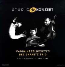 VADIM NESELOVSKI'S BEZ GRANITZ TRIO: STUDIO KONZERT (180g Vinyl LIMITED EDITION)