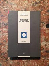 Feodesev: Resistenza dei materiali, Editori Riuniti, 1991, SCIENZA COSTRUZIONI