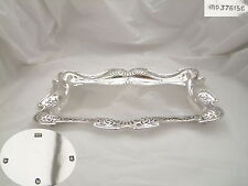 RARE EDWARDIAN HM STERLING SILVER DRESSING TABLE TRAY 1903