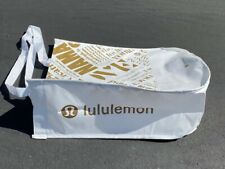 Lululemon Reusable Large White Tote Bag