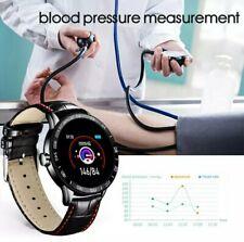 LIGE, nuevo reloj inteligente para hombres, SmartWatch de Fitness IP67, Monitor