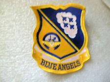 LARGE BLUE ANGELS PATCH