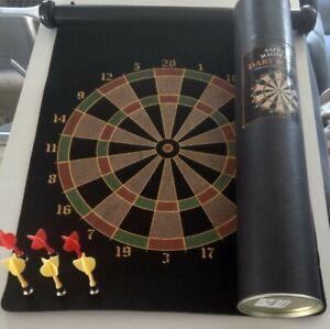 Z Gallerie Safety Magnetic Dart Board 6 Magnet Darts New Indoor Games