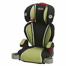 Graco Highback Turbobooster Car Seat, Go Green , New, Free Shipping