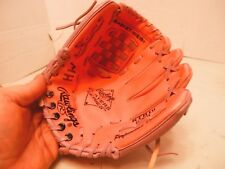 Rawlings Pink/Purple 10 Inch Youth Baseball Glove Rtb10-Right Hand Thrower